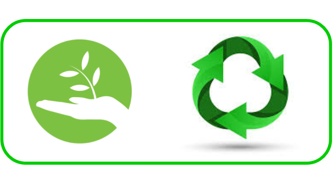 biodegradable recyclable logo