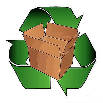 recycled box